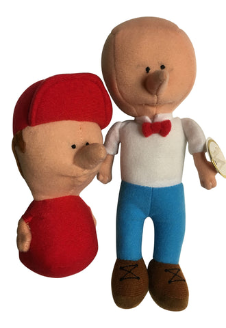 Life of Fred Dolls - Fred and Kingie Set