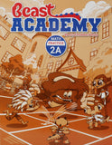 Beast Academy 2A Guide and Practice 2-Book Set