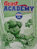 Beast Academy 3A Guide and Practice Books