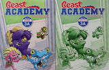 Beast Academy 3A Guide and Practice Set