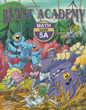 Beast Academy 5A Set with Guide and Practice Book