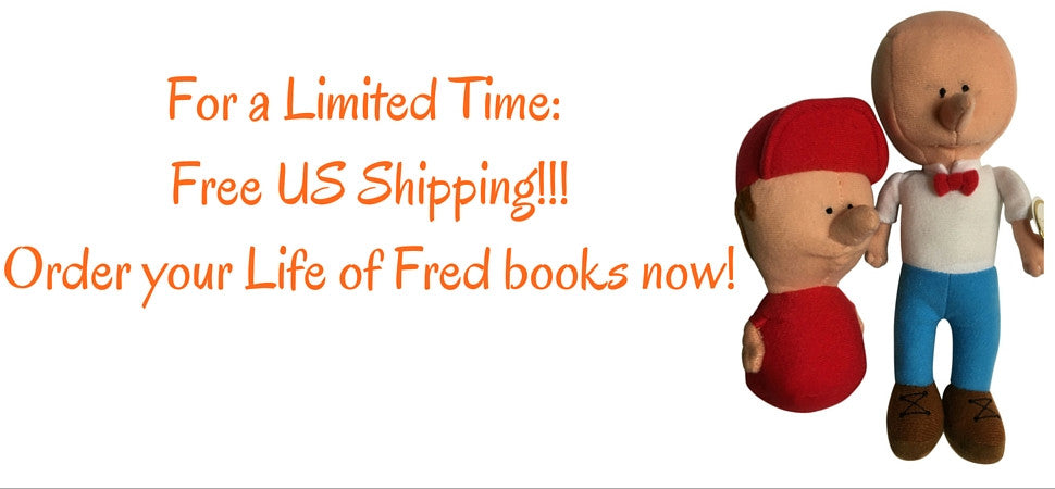 Life of Fred Free Shipping