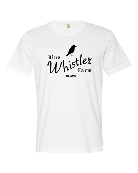 Blue Whistler Farm T-Shirt