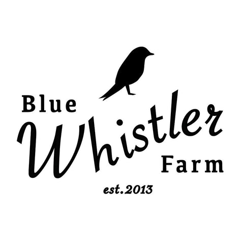 Blue Whistler Farm Long Sleeve Shirt