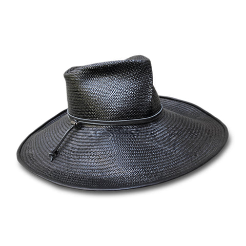 Antoni - Wide Brim Travel Fedora