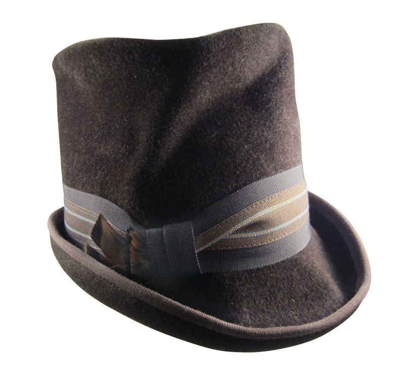 Grimm - Distressed Top Hat