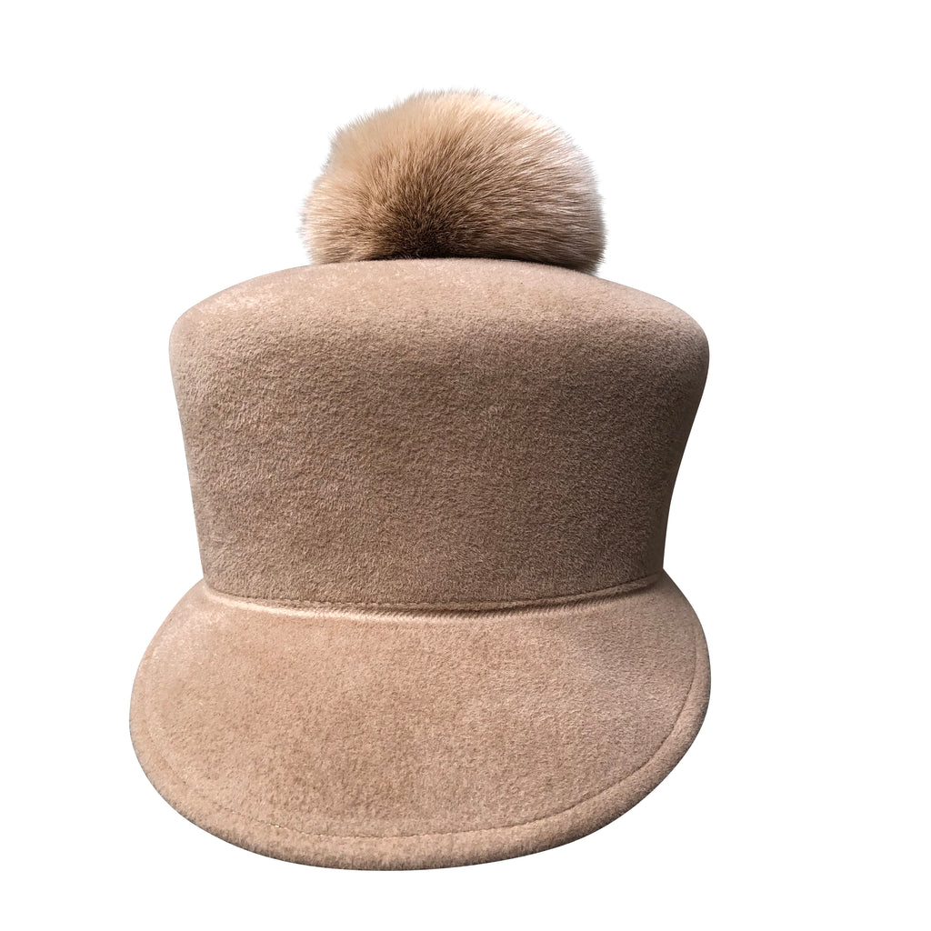 Puff - Sixties Style Cap