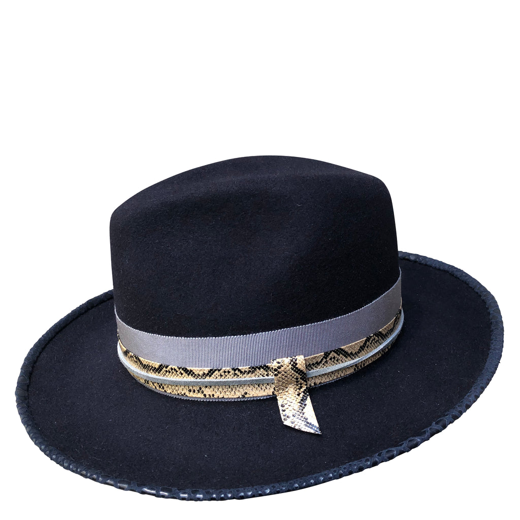 "Royal - 3"" Brim Fedora"