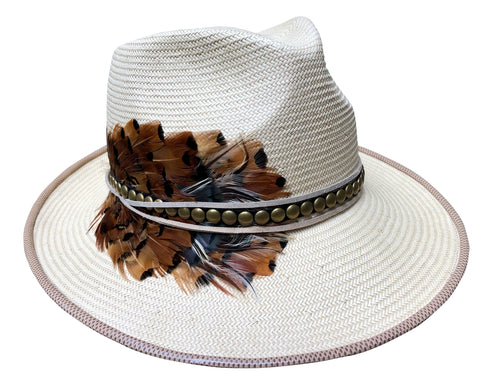 Watersnake - Teardrop Fedora