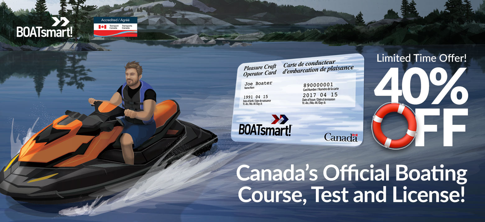 BOATsmart! - PrePaid - Course, Test & License