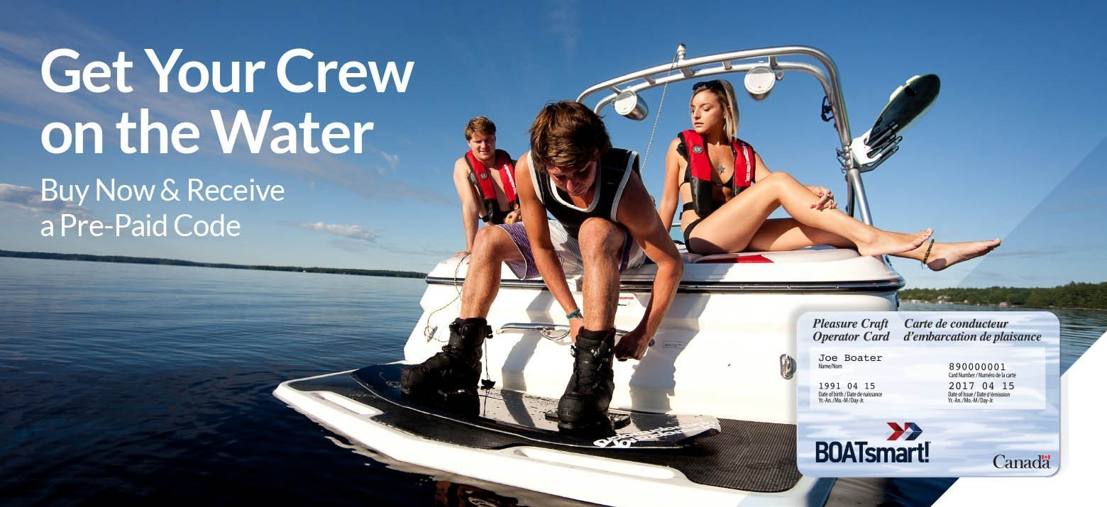 BOATsmart! PrePaid - Course, Test & License - Limited Time -