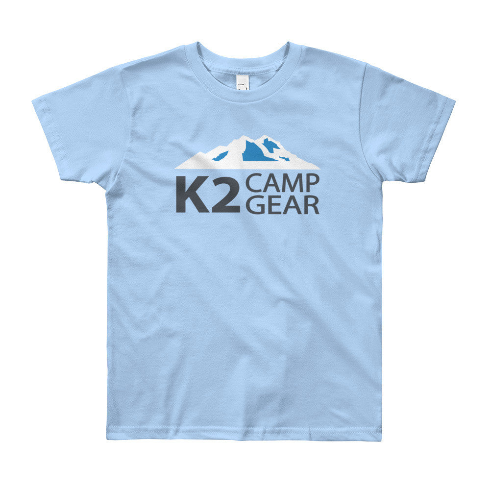 Youth Short Sleeve T-Shirt - K2campgear - 6