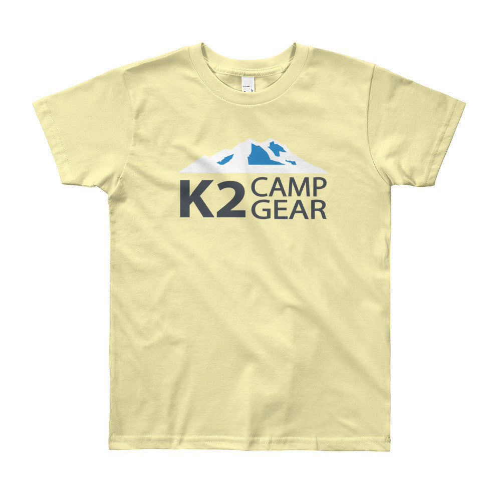 Youth Short Sleeve T-Shirt - K2campgear - 7