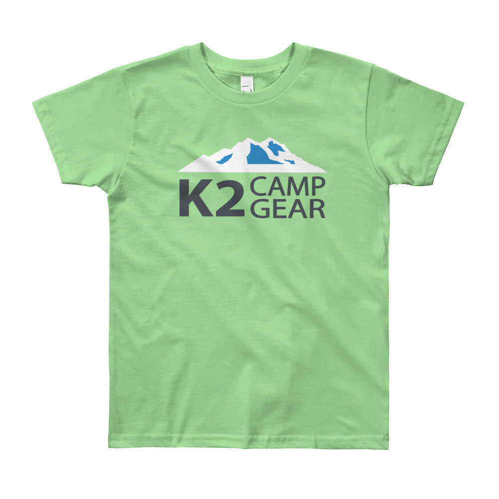 Youth Short Sleeve T-Shirt - K2campgear - 5