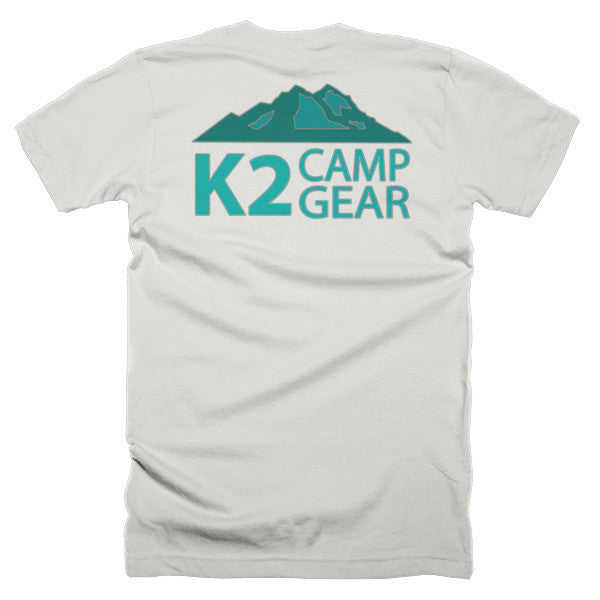 Short sleeve men's t-shirt - K2campgear - 24