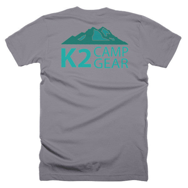 Short sleeve men's t-shirt - K2campgear - 23
