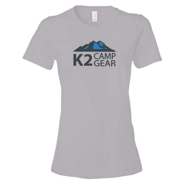 Women's short sleeve t-shirt - K2campgear - 7