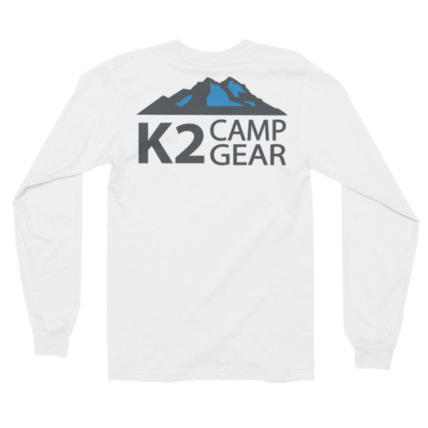 Long sleeve t-shirt (unisex) - K2campgear - 4