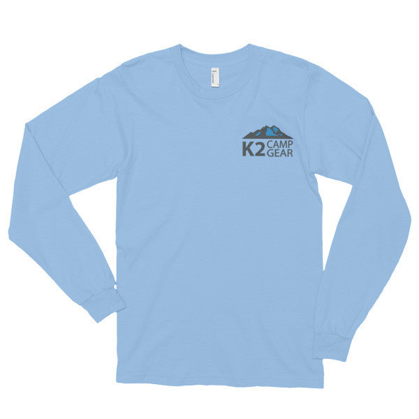 Long sleeve t-shirt (unisex) - K2campgear - 2