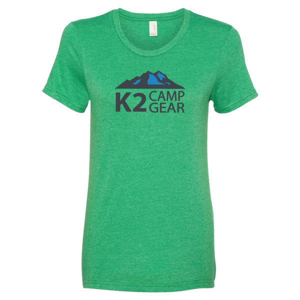 Women's short sleeve t-shirt - K2campgear - 6