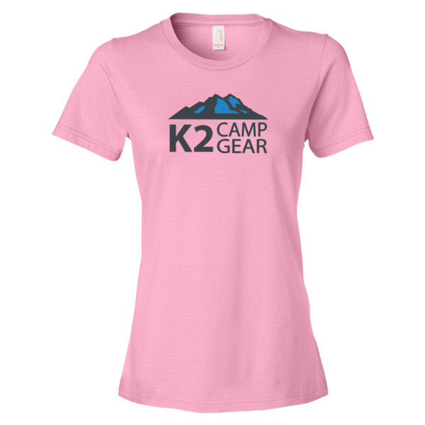 Women's short sleeve t-shirt - K2campgear - 11