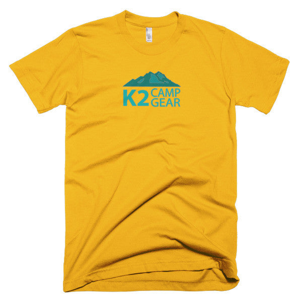 Short sleeve men's t-shirt - K2campgear - 13