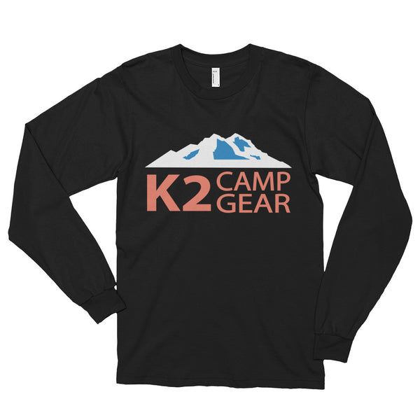 Long sleeve t-shirt (unisex) - K2campgear - 1