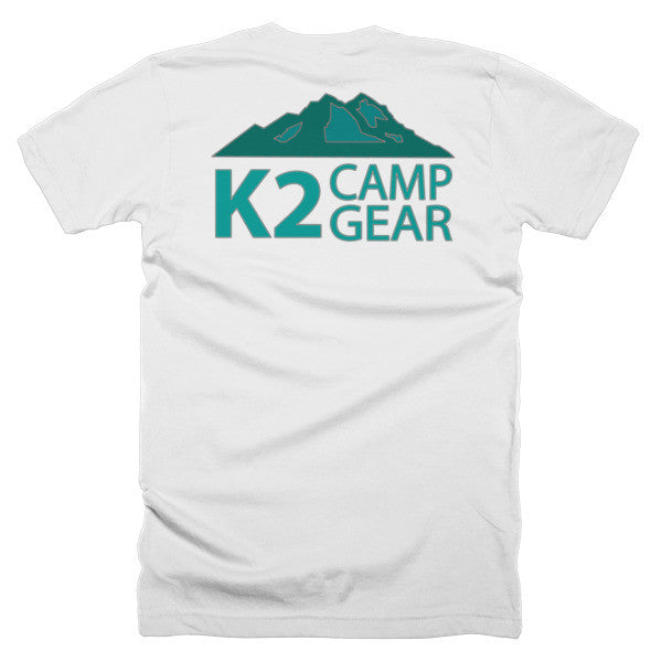 Short sleeve men's t-shirt - K2campgear - 15