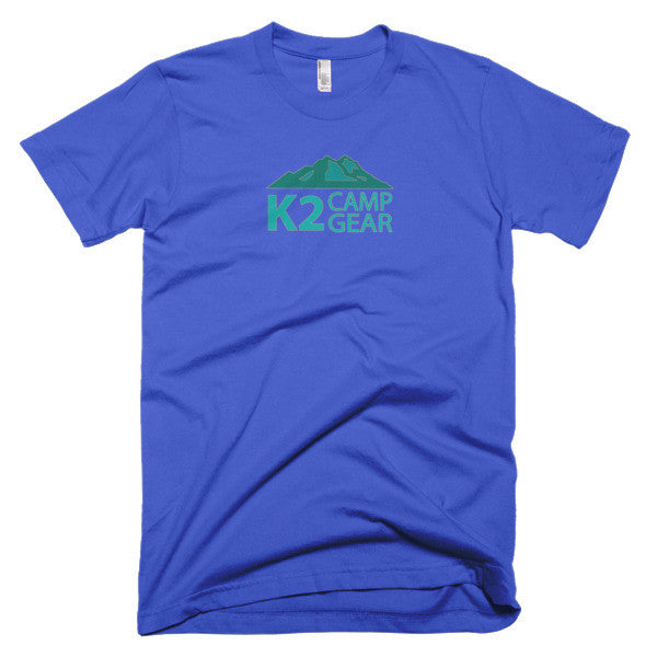 Short sleeve men's t-shirt - K2campgear - 11