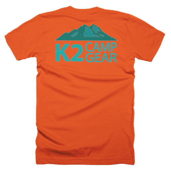 Short sleeve men's t-shirt - K2campgear - 26