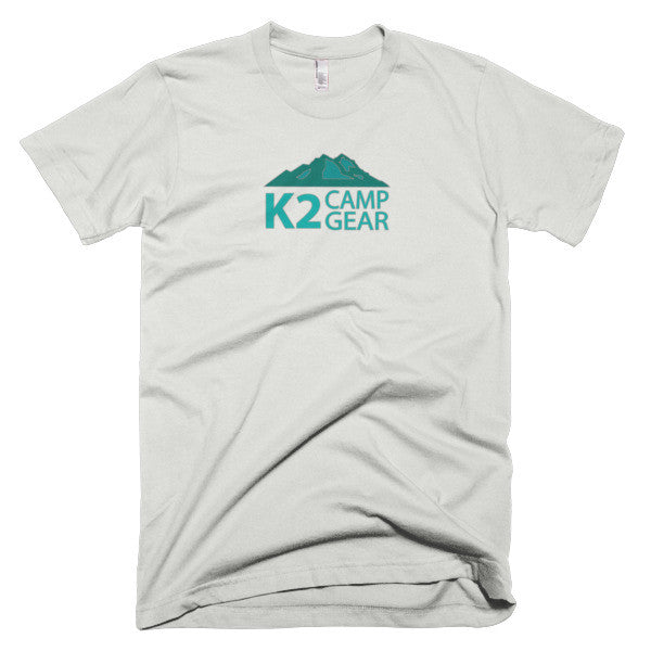 Short sleeve men's t-shirt - K2campgear - 10