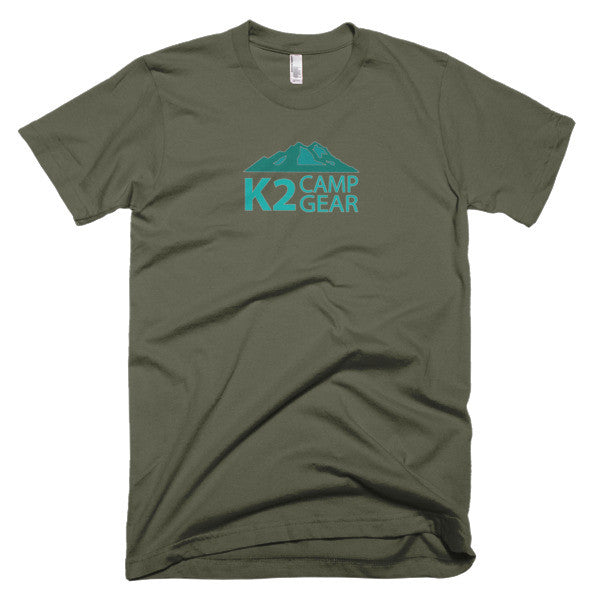 Short sleeve men's t-shirt - K2campgear - 5