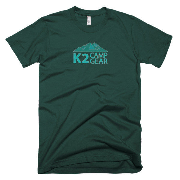 Short sleeve men's t-shirt - K2campgear - 7