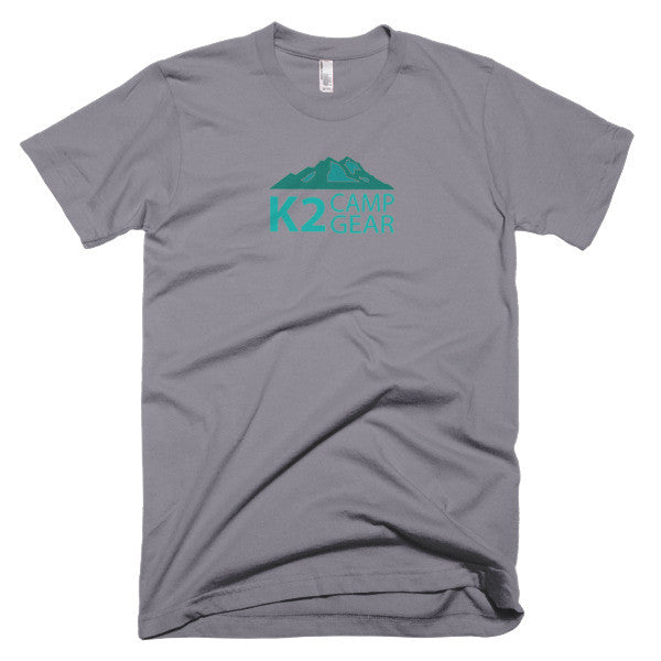 Short sleeve men's t-shirt - K2campgear - 9
