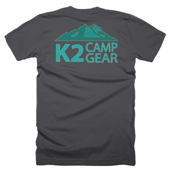 Short sleeve men's t-shirt - K2campgear - 20