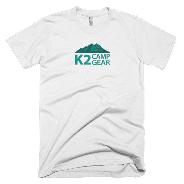 Short sleeve men's t-shirt - K2campgear - 1