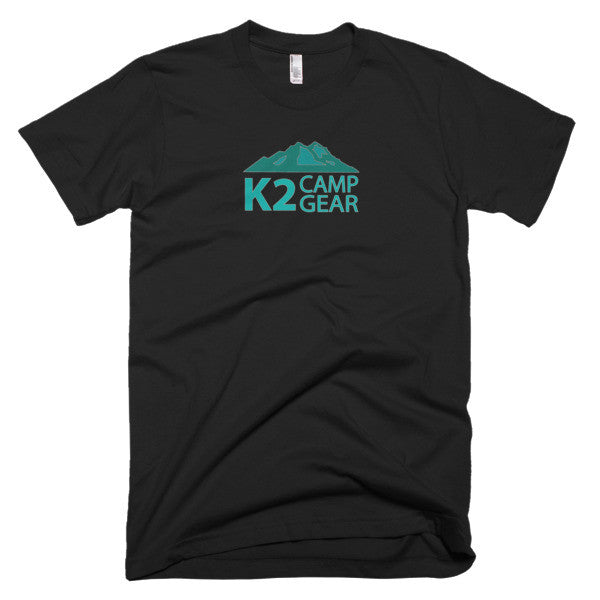 Short sleeve men's t-shirt - K2campgear - 2