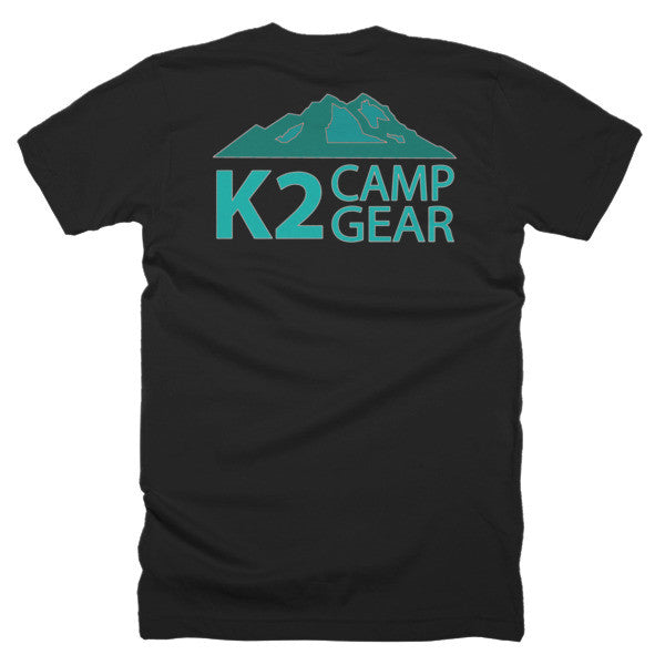 Short sleeve men's t-shirt - K2campgear - 16