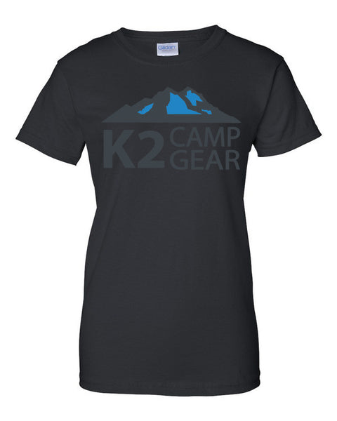 Women's short sleeve t-shirt - K2campgear - 1