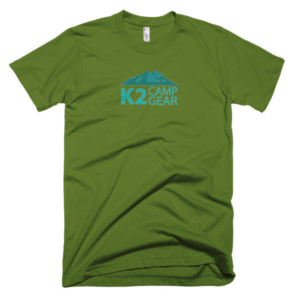 Short sleeve men's t-shirt - K2campgear - 3
