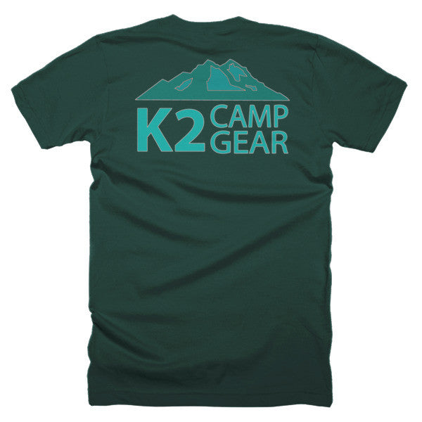 Short sleeve men's t-shirt - K2campgear - 21