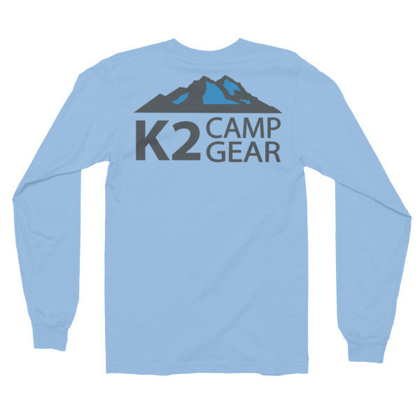 Long sleeve t-shirt (unisex) - K2campgear - 5