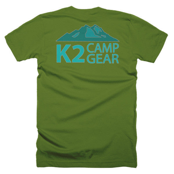 Short sleeve men's t-shirt - K2campgear - 17