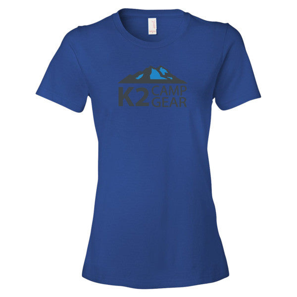 Women's short sleeve t-shirt - K2campgear - 5