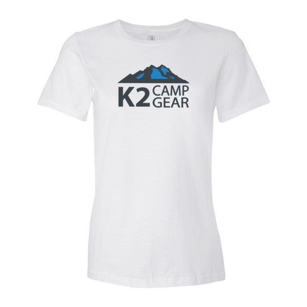 Women's short sleeve t-shirt - K2campgear - 2