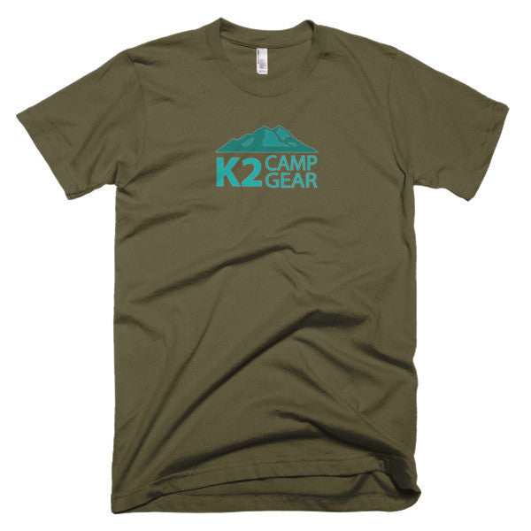 Short sleeve men's t-shirt - K2campgear - 4