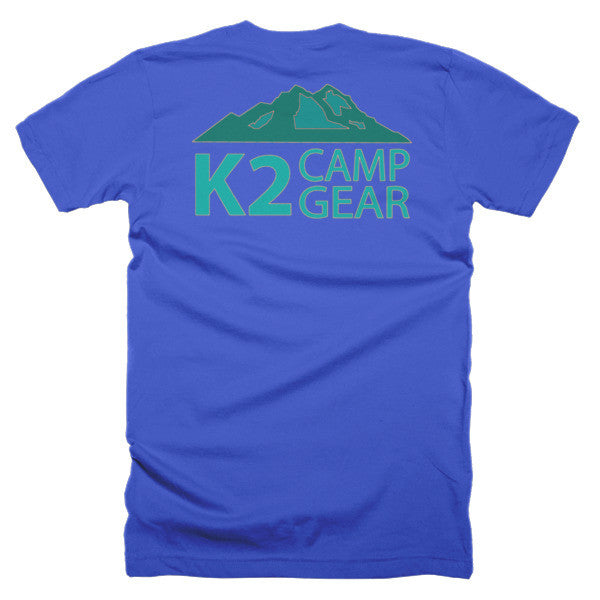 Short sleeve men's t-shirt - K2campgear - 25