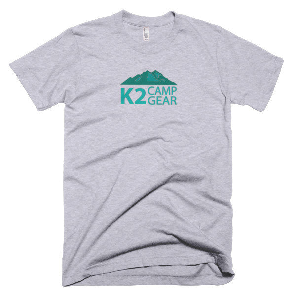 Short sleeve men's t-shirt - K2campgear - 8