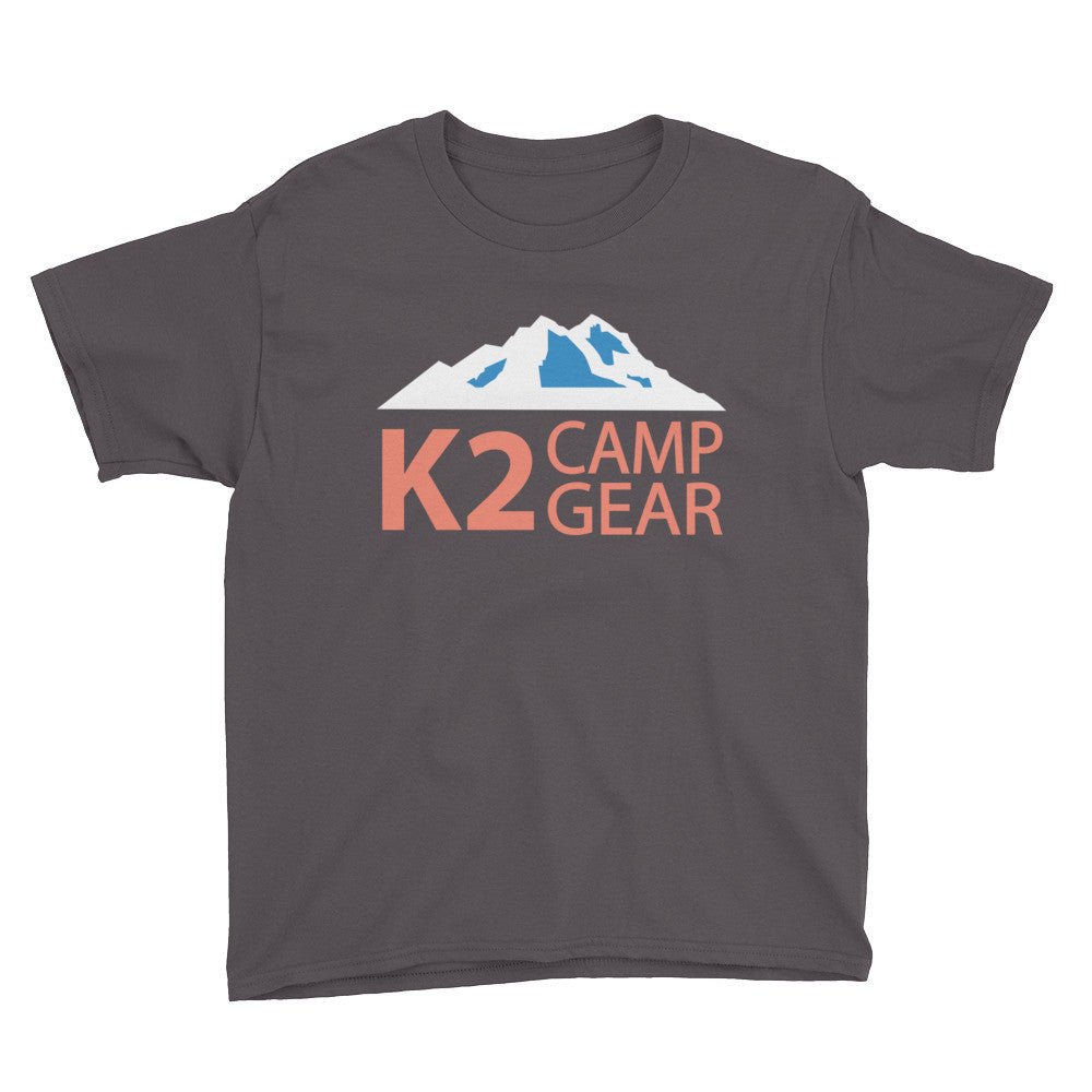 Youth Short Sleeve T-Shirt - K2campgear - 3