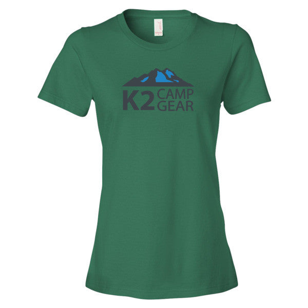 Women's short sleeve t-shirt - K2campgear - 4